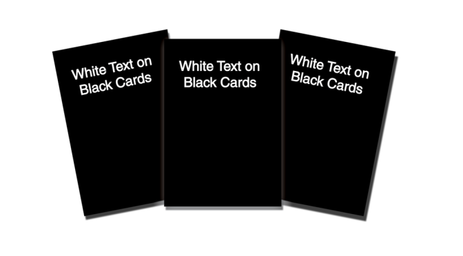 Has Cards Against Humanity run its course?