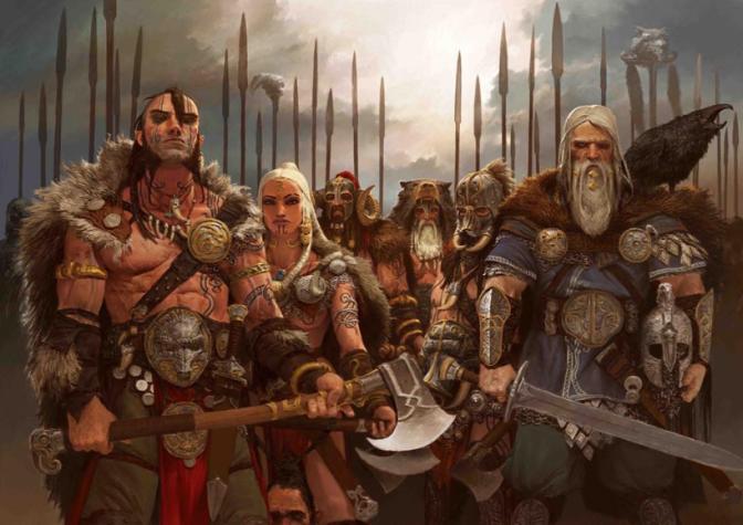 Origins: Blood Rage Tournament Results