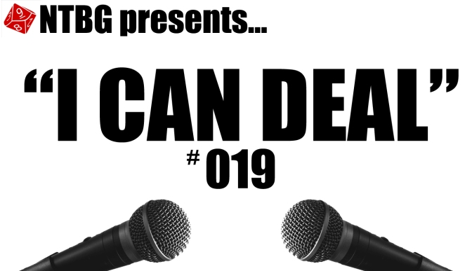 I Can Deal #019: What's a REVIEW Anyway?