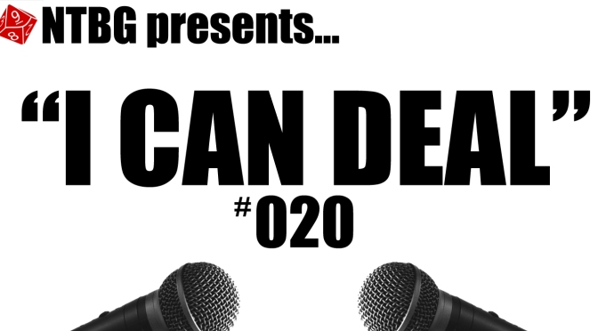 I Can Deal #020: Narrative in Board Games