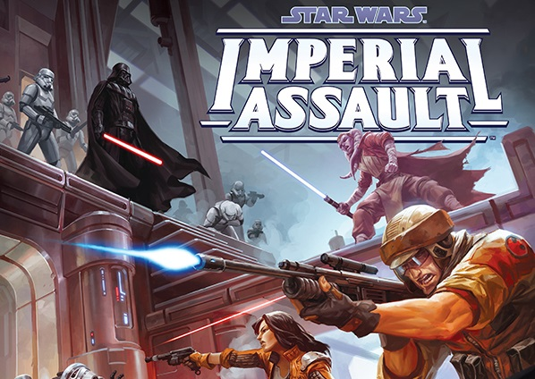 Now Rolling: Star Wars: Imperial Assault: Skirmish Mode
