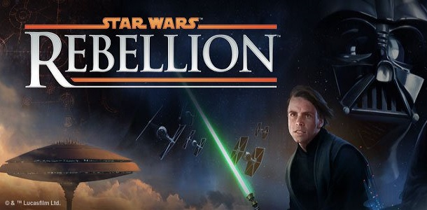 Now Rolling: Star Wars: Rebellion
