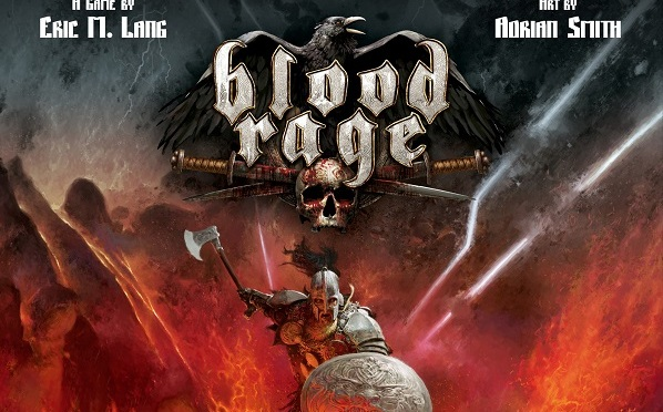 Now Rolling: Blood Rage