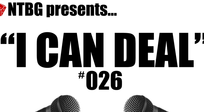 I Can Deal #026: Sci-fi/Space Themes!