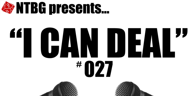 I Can Deal #027: So You Want to Run a RPG?