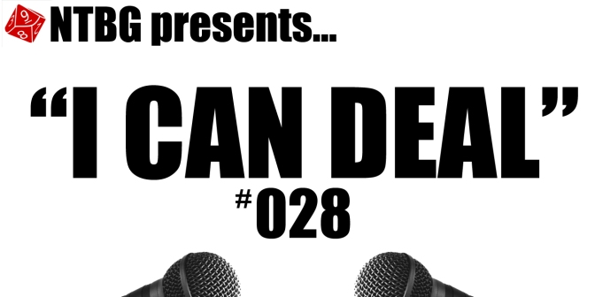 I Can Deal #027: Horror Games
