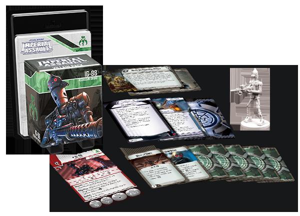 Painted Mini's: IG-88, Assassin Droid