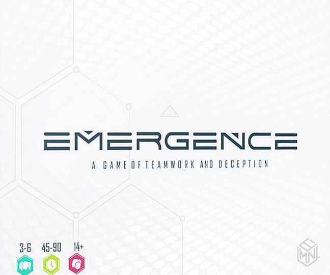 Now Rolling: Emergence: A Game of Teamwork and Deception