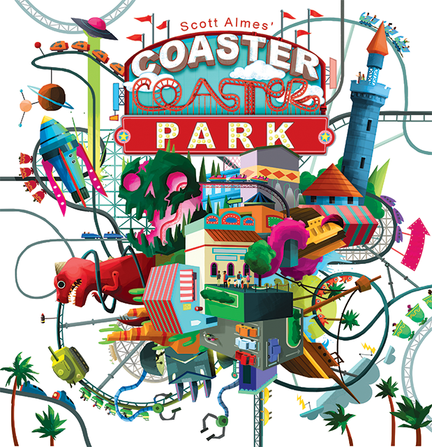 [Buy or Not Buy] Coaster Park