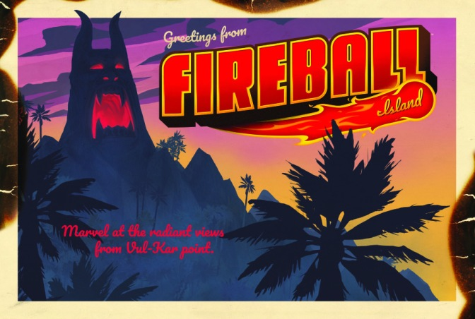 Fireball Island Is Coming Back!