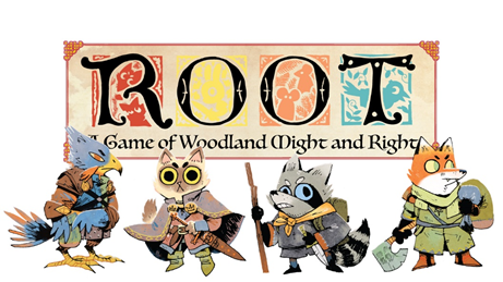 Leder Games Presents… Root: A Game of Woodland Might and Right